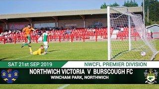 [NVTV[][NWCFL] Northwich Victoria Vs Burscough FC [HIGHLIGHTS]