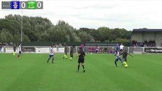 Aveley 3-1 Grays Athletic - Match Highlights