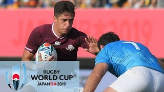 Rugby World Cup 2019: Georgia vs. Uruguay | EXTENDED HIGHLIGHTS | 9/29/19 | NBC Sports