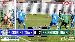 13/04/19 - Pickering Town 0-2 Brighouse Town