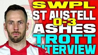 David Trott Post-Match Interview | AFC St Austell v Saltash United, 21-9-2019 (Cornish Football)