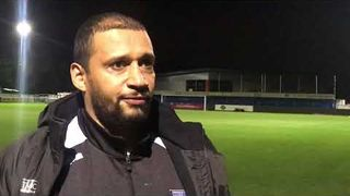 FA TROPHY REACTION   City of Liverpool 1-1 Taddy