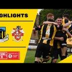 HIGHLIGHTS | Hebburn Town 1-1 Liversedge