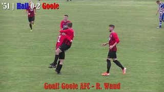 10.08.19 - Hall Road vs Goole AFC - Highlights