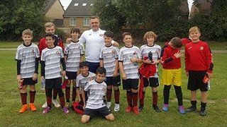 Bedfont Eagle Sports vs Claygate Griffins U12