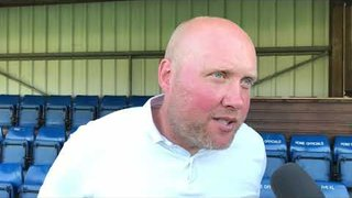 POST MATCH INTERVIEW - Oxford City 7-0 North Leigh