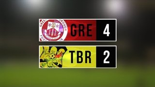MATCH HIGHLIGHTS: Greenwich Borough vs Three Bridges