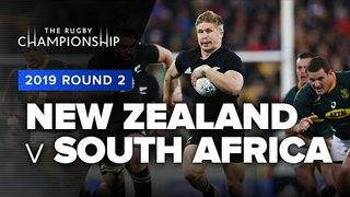 New Zealand v South Africa | TRC Rd 2 Highlights