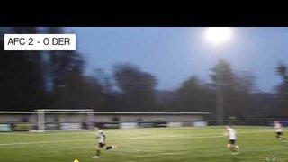 AFC Sudbury vs Dereham Town Highlights