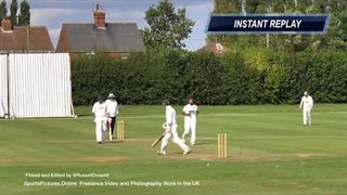 Boston XI CC vs Sleaford XI CC 25-08-18 Wickets