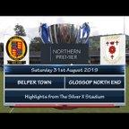 Belper Town v Glossop North End 31/08/19