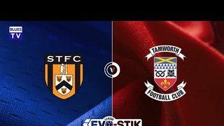 Stratford Town vs Tamworth United | EvoStik Southern League Central Premier Division