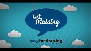 easyfundraising.org.uk - Get Started