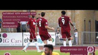 Highlights - Chelmsford City vs Dartford