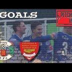 GOALS Grays Athletic fc v Felixstowe & Walton  United fc
