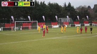 MATCH HIGHLIGHTS: Greenwich Borough vs Whyteleafe