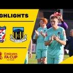 HIGHLIGHTS | York City 3-0 Hebburn Town
