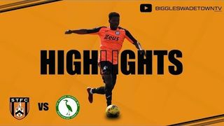 HIGHLIGHTS: Stratford Town vs Biggleswade Town (1-2)