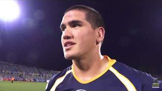 Mees Erasmus Super Rugby Debut