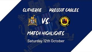 Clitheroe vs. Prescot Cables match highlights