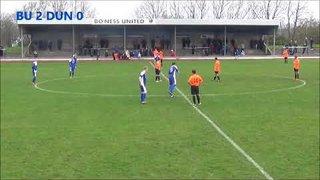 Bo'ness United v Dundonald Bluebell Match Highlights 14/04/18