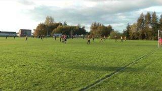 Jeanfield Swifts 17s - Goals vs East Fife