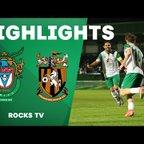 Highlights | Bognor Regis Town vs Folkestone Invicta FC | 26/10/21