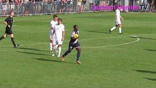 Nana Boakye-Yiadom 1st Goal vs Hastings United, Emirates FA Cup First Qualifying Round, 02/09/17