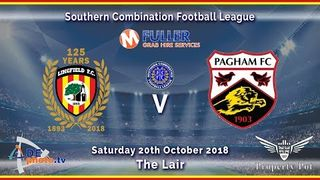 HIGHLIGHTS - Lingfield FC v Pagham FC - League - 20-10-2018