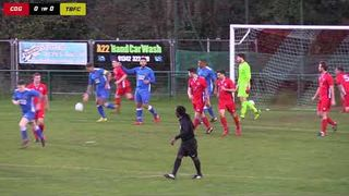 HIGHLIGHTS | CRAWLEY DOWN GATWICK 0-0 THREE BRIDGES FC - 26.4.18
