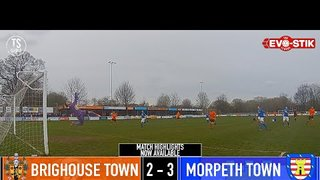 23/03/19 - Brighouse Town 2-3 Morpeth Town