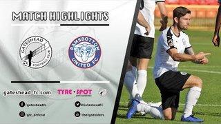FA CUP HIGHLIGHTS: Gateshead 6-0 Ramsbottom United (21/09/19)