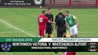 [NVTV][NWCFL] Northwich Victoria Vs  Whitchurch Alport [HIGHLIGHTS]