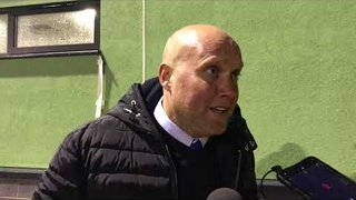 POST MATCH INTERVIEW - Oxford City 0-2 Tranmere Rovers - Mark Jones' Reaction