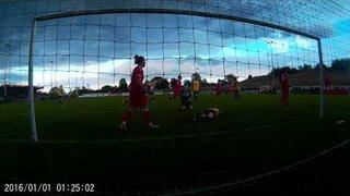 Rob Morgan makes it 5 for Stamford v Frickley 051019