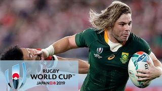 Rugby World Cup 2019: South Africa vs. Japan   EXTENDED HIGHLIGHTS   10/20/19   NBC Sports