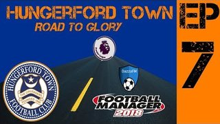 FM18 - Hungerford Town FC Road To Glory - PLAY OFFS - Episode 7 - Football Manager 2018