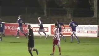 FA YOUTH CUP: Stourbridge 2 - 3 Chesterfield