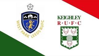 West Park Leeds RUFC v Keighley RUFC - Highlights