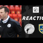 REACTION   Williamson feels Heed deserved late Guiseley win