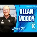 Club Interview with Allan Moody, Kinross Colts.