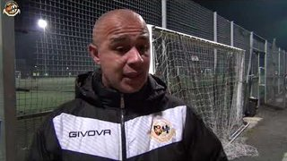 Interview with Ashley Vincent ahead of the Walsall Wood game