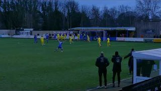 Bury town vs Canvey Island