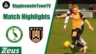 HIGHLIGHTS: Biggleswade Town vs Stratford Town (0-0)