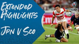 Extended Highlights: Japan v Scotland