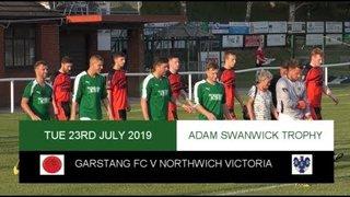 [NVTV] [adam swanwick cup] Garstang FC vs Nortwich Victoria [HIGHLIGHTS]