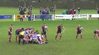 Highlights Round 21 v Hull Ionians