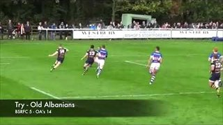 Highlights Round 9 v Old Albanians