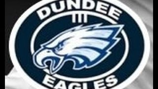 Dundee Eagles S1/S2  v's Mackie rugby club Jan 2015