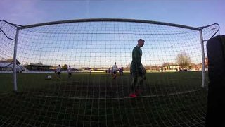 GOAL CAM: Congleton Town 0-1 Squires Gate